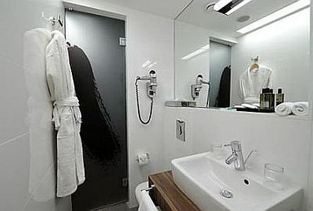Bagno executive - Hotel Mercure Budapest City Center - Mercure hotel a Budapest
