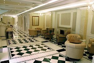 Hotel Residence Queens Court - hotel a 5 stelle a Budapest - hotel di lusso a Budapest
