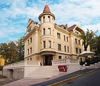 Hotel Gold Wine & Dine a Budapest - hotel 4 stelle a Budapest